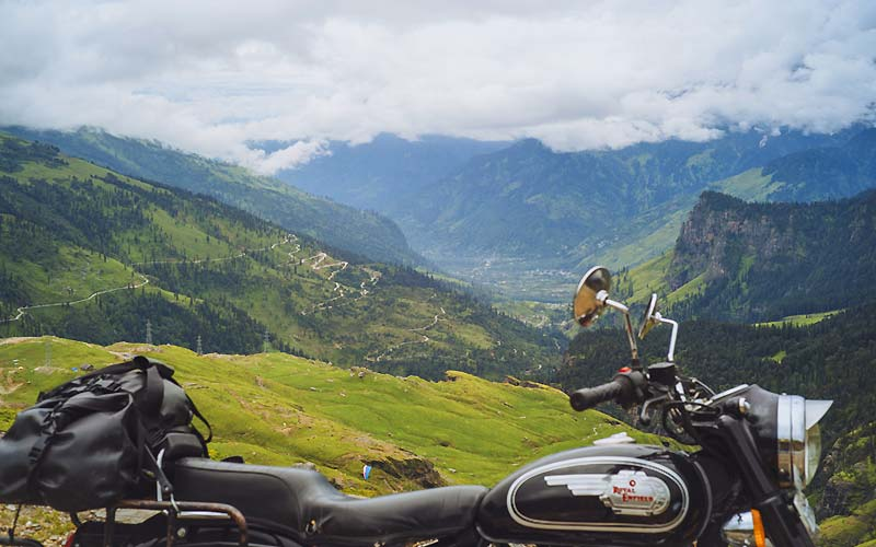 Heritage Himachal Motorcycle Tour